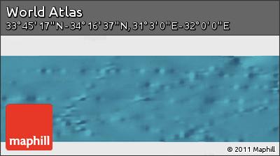 "Satellite Panoramic Map of the Area around 34°0'57""N,31°31'29""E"