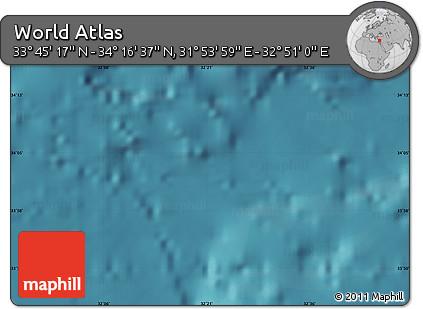 "Satellite Map of the Area around 34°0'57""N,32°22'30""E"