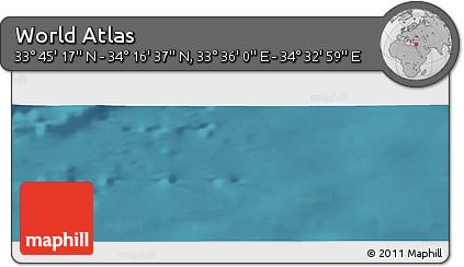 "Satellite Panoramic Map of the Area around 34°0'57""N,34°4'30""E"