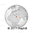 Outline Map of HOLDAL Group, rectangular outline