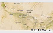 Satellite 3D Map of Bint al Ḩasan