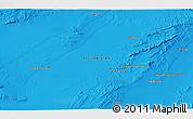 Political 3D Map of Chāqmāq