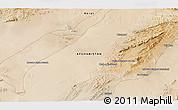 Satellite 3D Map of Chāqmāq