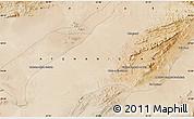 Satellite Map of Chāqmāq