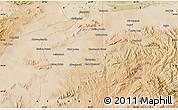 "Satellite Map of the area around 34°0'57""N,62°7'30""E"