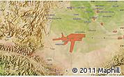 Satellite Map of Mullagori Kili