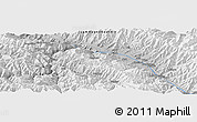 Physical Panoramic Map of Chimre