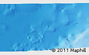 "Shaded Relief 3D Map of the area around 34° 0' 57"" N, 9° 16' 30"" W"