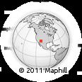 Outline Map of CR 5110, rectangular outline