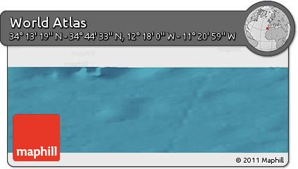"Satellite Panoramic Map of the Area around 34°28'56""N,11°49'29""W"