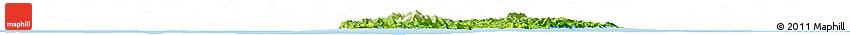 Physical Horizon Map of Nishidomari