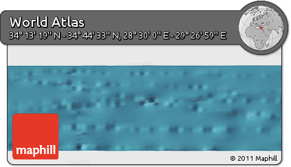 "Satellite Panoramic Map of the Area around 34°28'56""N,28°58'30""E"