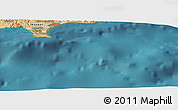 "Satellite Panoramic Map of the area around 34° 28' 56"" N, 33° 13' 30"" E"