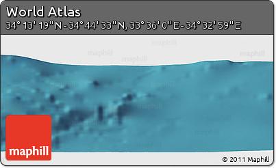 "Satellite Panoramic Map of the Area around 34°28'56""N,34°4'30""E"