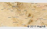 Satellite 3D Map of Sarband