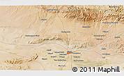 Satellite 3D Map of Herāt