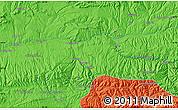 Political Map of Chaghcharān