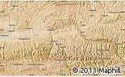 Satellite Map of Chaghcharān