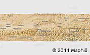 "Satellite Panoramic Map of the area around 34°28'56""N,65°31'30""E"