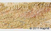 Satellite 3D Map of Anakas
