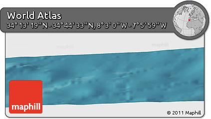 "Satellite Panoramic Map of the Area around 34°28'56""N,7°34'30""W"