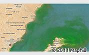 Satellite 3D Map of Sfax