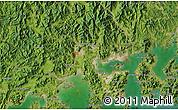 "Satellite Map of the area around 34°56'49""N,127°34'30""E"