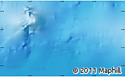 """Shaded Relief Map of the area around 34°56'49""""N,12°40'30""""W"""
