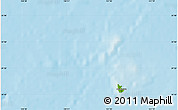 """Physical Map of the area around 34°56'49""""N,130°58'29""""E"""
