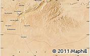 Satellite Map of Moulguelouane
