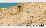 Satellite 3D Map of Tlemcen