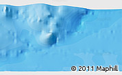 """Political 3D Map of the area around 34°56'49""""N,28°7'30""""E"""