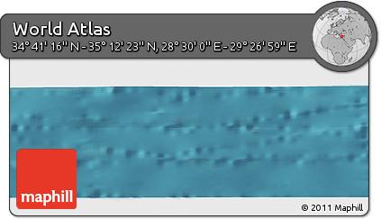 "Satellite Panoramic Map of the Area around 34°56'49""N,28°58'30""E"