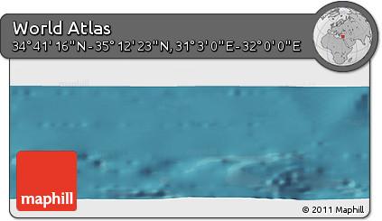 "Satellite Panoramic Map of the Area around 34°56'49""N,31°31'29""E"