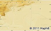 """Physical Map of the area around 34°56'49""""N,54°28'30""""E"""