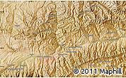 Satellite Map of Bāmīān