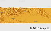 Political Panoramic Map of Tielongtan