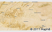 Satellite 3D Map of Tlidjen