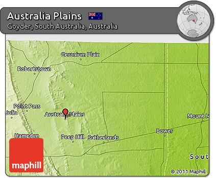 Free 3d Map Of Australia.Free Physical 3d Map Of Australia Plains