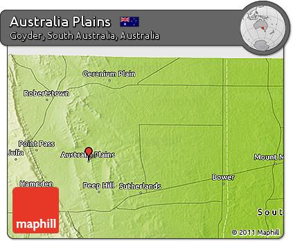 3d Map Of South Australia.Free Physical 3d Map Of Australia Plains