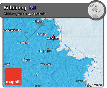 Political Map Of Victoria Australia.Free Political Map Of Billabong