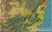 "Satellite Map of the area around 34°38'13""S,150°31'30""E"