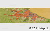 "Satellite Panoramic Map of the area around 34°38'13""S,58°34'30""W"