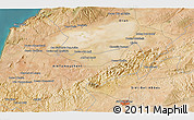 Satellite 3D Map of Sidi Bel Abbès