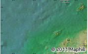 "Satellite Map of the area around 35°24'37""N,125°52'30""E"