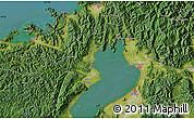 "Satellite Map of the area around 35°24'37""N,136°4'29""E"