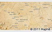 Satellite 3D Map of `Abdolābād