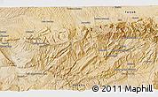 Satellite 3D Map of Shorshoreh