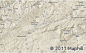 Shaded Relief Map of `Alā od Dīn