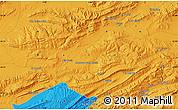 Political Map of Mechta Markounda